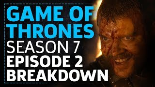 The Long Night is fast approaching, so join Lucy, Dave, and Tamoor as they discuss Ser Jorah's chances of survival, Arya's chance encounter, and Euron's ...
