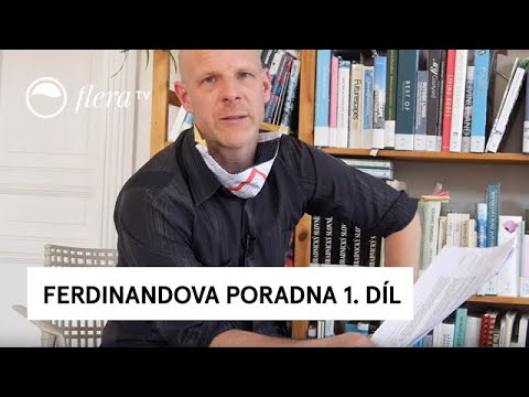 Ferdinandova poradna | 1. díl | Flera TV
