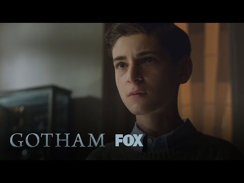 Gotham 2.08 (Clip 'Decisions')