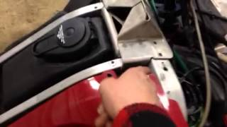 4. How to change spark plugs on arctic cat TZ1