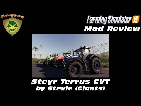 Steyr TerrusCVT By Stevie