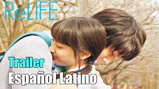 Nonton Trailer ReLIFE Live Action 2017 Español Latino Fandub Film Subtitle Indonesia Streaming Movie Download