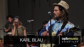 <b>Karl Blau</b>  Let The World Go By Opbmusic
