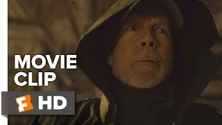 Glass Movie Clip - The Overseer is Attacked by the Beast (2019) | Movieclips Coming Soon