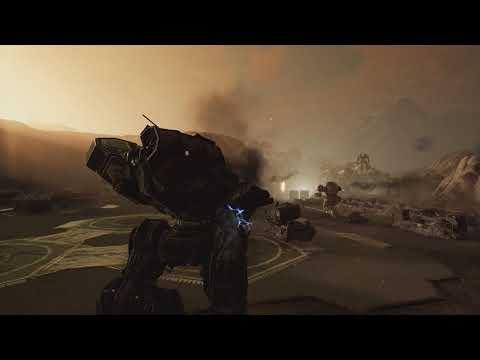 MechWarrior 5 Mercenaries - Gameplay Trailer