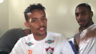 O Fluminense estreou com vitória no Campeonato Brasileiro. E você pode acompanhar os bastidores do confronto no vídeo produzido pela FluTV. Assine o canal e ...