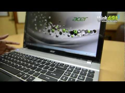Acer Aspire V3 [Video Review]