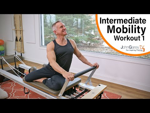 Intermediate Reformer Mobility Workout
