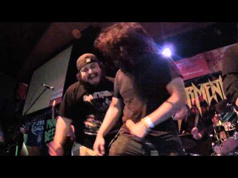 TORMENTER live at the Joint bar 01/10/2014