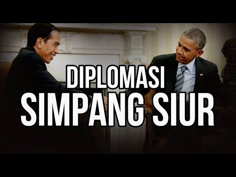 Diplomasi Simpang Siur