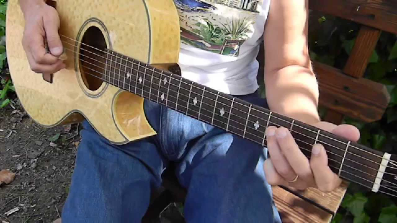 Beginner – How to Play the E Blues SHUFFLE  – Blues Guitar Lessons