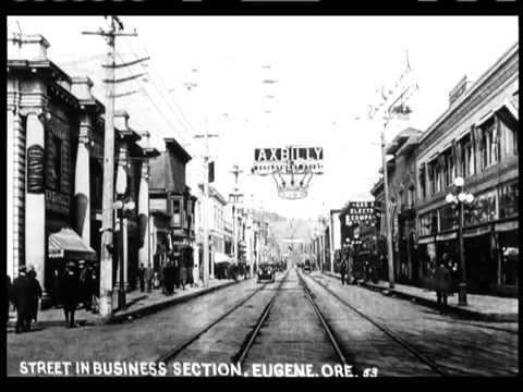 Old Eugene and Springfield OR Photos (Irish)