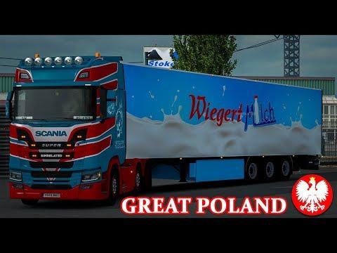 Great Poland v1.3.0 by ModsPL