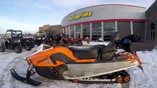 2. 2014 Arctic cat Bearcat Utility sled