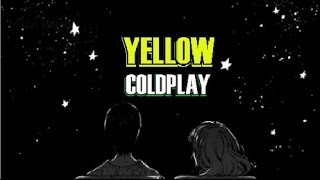 Coldplay - Yellow (Subtitulos al Español)