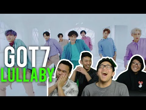 Video GOT7 helps us sleep with a sweet