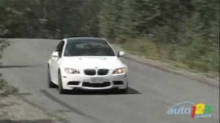 2008 BMW M3 Coupe Review By Auto123.com