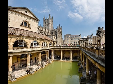 bath - Recorded November 1, 2012 Bath is a city in the ceremonial county of Somerset in South West England situated 97 miles west of London. The city was first esta...