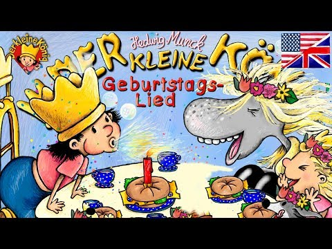 königliches Geburtstagslied - Der kleine König aus dem Sandmännchen