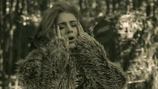 Adele's '25' One Week Sales Nearly Top Taylor Swift's '1989' Year Long Sales Video