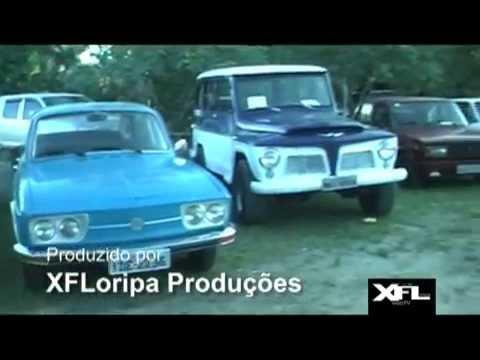 Carros Antigos, 3º Encontro Veículos Antigos, Alfredo Wagner