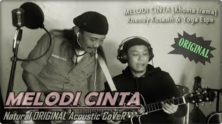 Video MELODI CINTA [Dangdut AKUSTIKAN] by Rhendy Kosasih & Yoga Espe MP3, 3GP, MP4, WEBM, AVI, FLV Agustus 2018