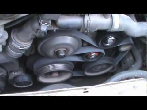 установка ремня кондиционера на м54 жалобу РСА можно
