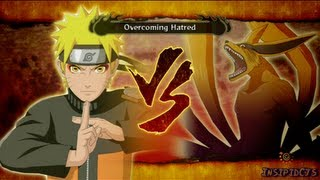 Video Naruto Ultimate Ninja Storm 3 Naruto Vs The Nine Tails S-Rank Legend (English) MP3, 3GP, MP4, WEBM, AVI, FLV November 2017
