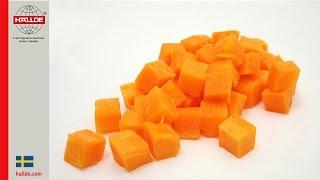 Carrot: Dicing Grid 10×10 mm