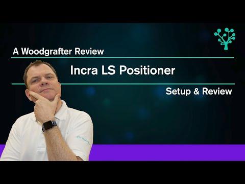 Incra LS Positioner Setup - part 2 of 4
