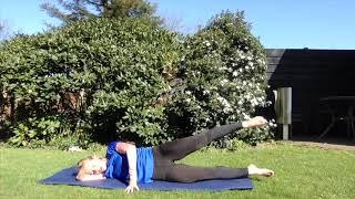 Pilates deel 4