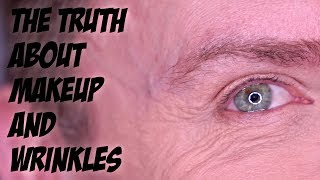 WHY YOUR MAKEUP MAKES WRINKLES LOOK WORSE! by Wayne Goss