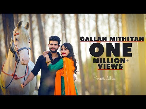 Gallan Mithiyan || Pre-Wedding Song || Jagan Deep Singh + Gagan Khroad || Jalandhar