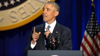 Americanos produziram imagem super-realista do ex-presidente dos EUA - e agora conseguem editar suas falas.