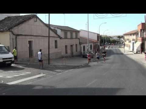1ª Legua Urbana de Gerindote 2013 - Últimos metros