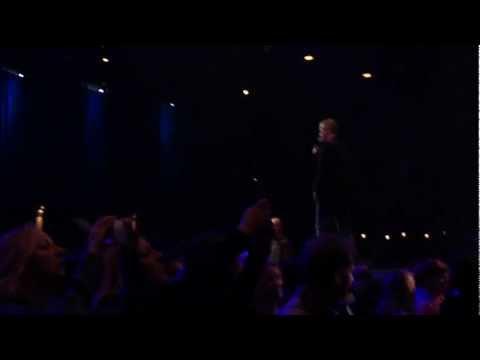 Farewell As the World Turns Event 18-2-2012 Hilversum de openingspresentatie