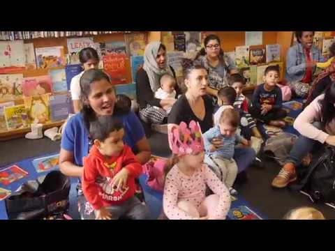 Give Glenroy a Go - Library Services video