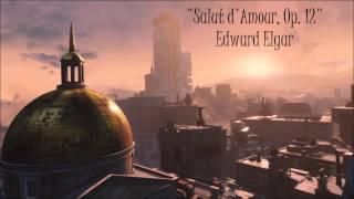 Fallout 4: Classical Radio - Salut d'Amour, Op. 12 - Edward Elgar