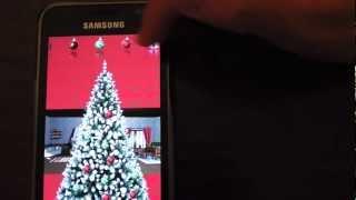 YourXmasTree YouTube video