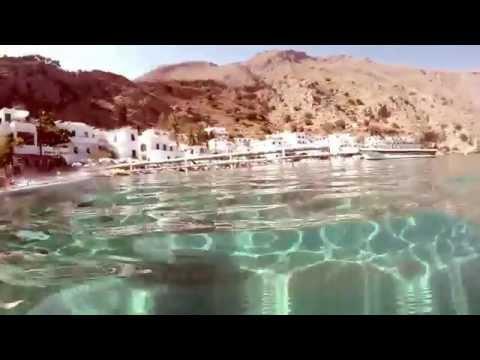 Τουρίστες υμνούν το Λουτρό Σφακίων: «Η Ελλάδα πάντα ξεπληρώνει!» (video)