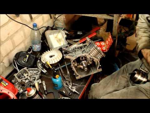 Ремонт двигателя мотокультиватора своими руками