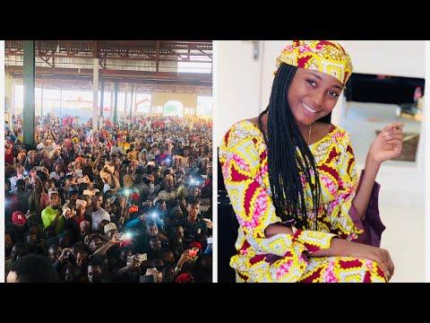 Maryam Yahaya - Tayi Breaking Records A Kannywood  2019 Shows