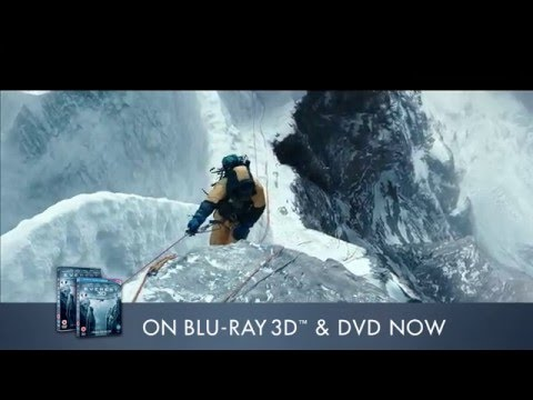 Everest – On Blu-ray 3D, Blu-ray & DVD (Universal Pictures) HD