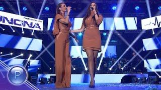 Gloriya & Simona Zagorova - Ако Счупят Всяка Нота (Live) vídeo clipe