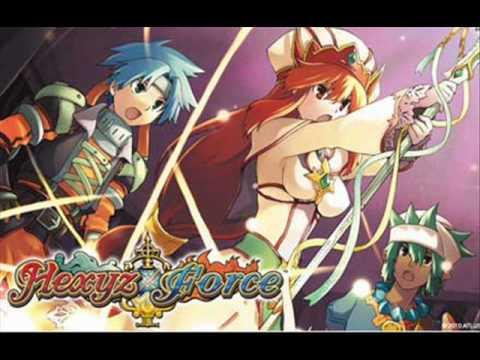 09 Hexyz Force OST   Desperation