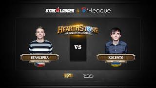 StanCifka vs Kolento, game 1