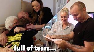 Video The most emotional christmas day ever .. * too many tears* MP3, 3GP, MP4, WEBM, AVI, FLV Januari 2018