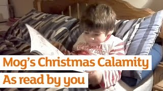 Mog's Christmas Calamity - As Read By You