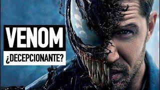 Reseña: Venom ¿Decepcionante?