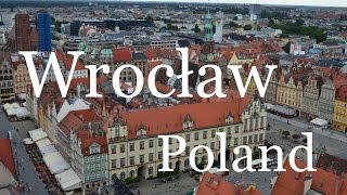 Wroclaw Poland  city images : The Old Town in Wrocław (Poland)